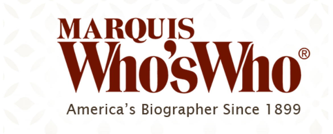 Marquis Who s Who Press release
