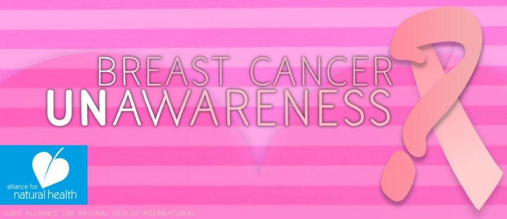 Breast Cancer Unawareness Month