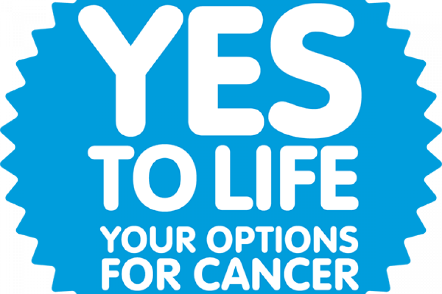 Say yes to life, By Dr. Eccles