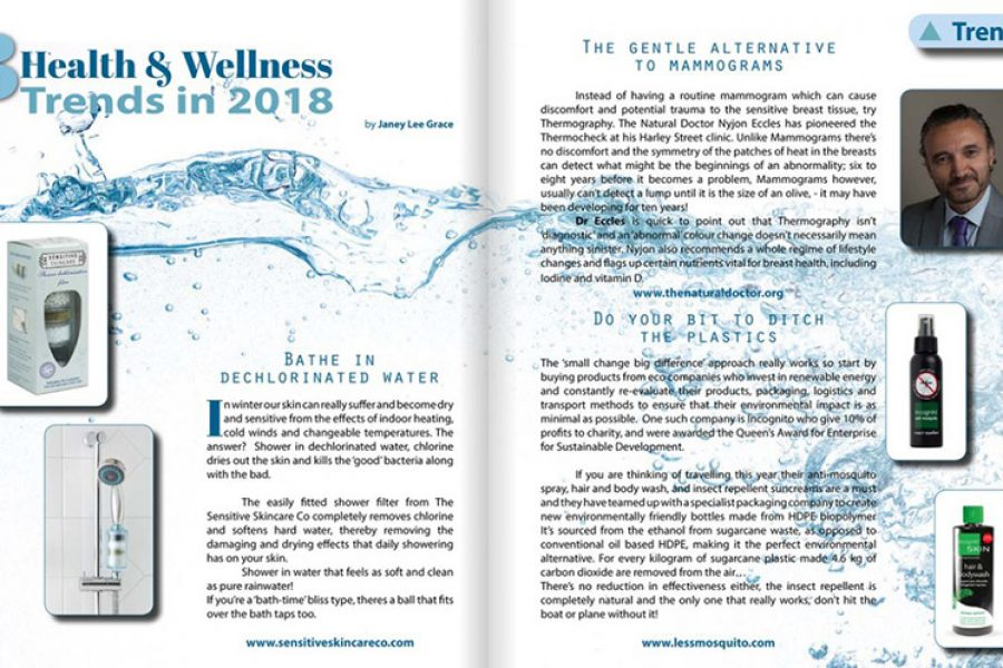 3 Health & Wellness Trends in 2018, By Dr. Eccles