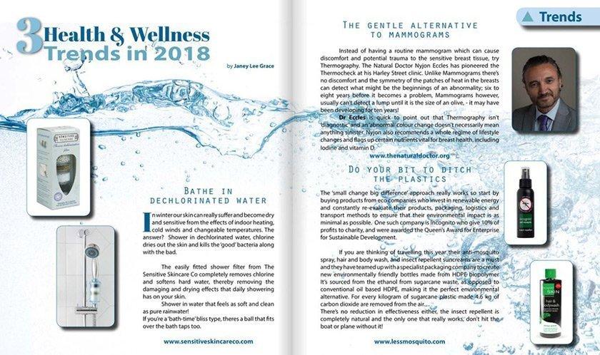 Health Triangle Magazine