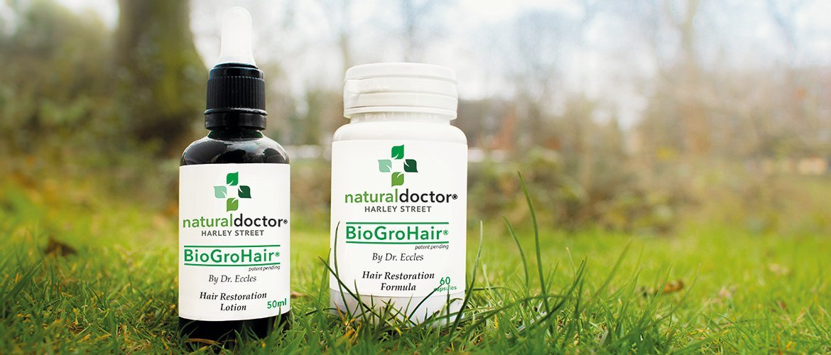 Natural Hair Loss Treatment for Men in London