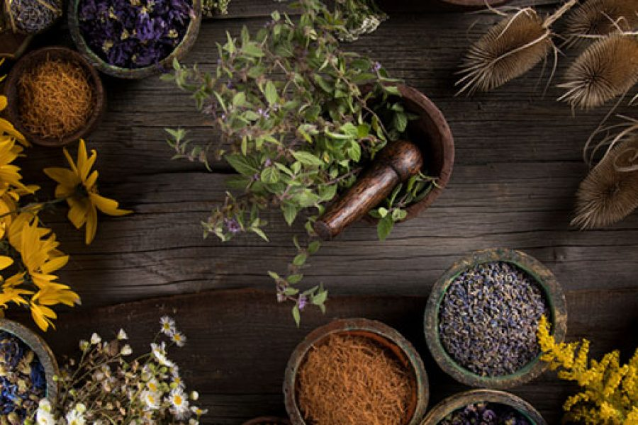 Natural medicine – a growing force in world healthcare